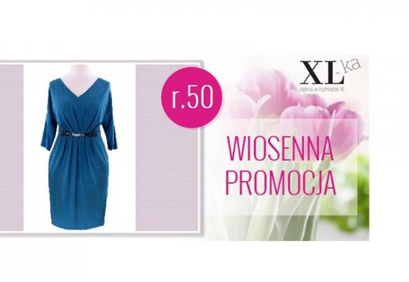 Wiosenna promocja w XL-ka