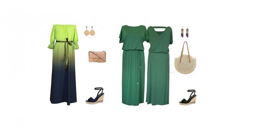 Wakacyjne sukienki plus size w sklepie XL-ka