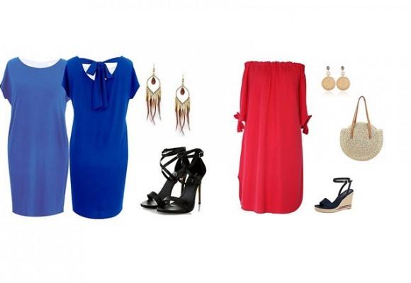 Przegląd sukienek plus size na lato