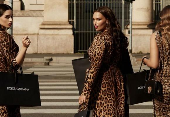 Dolce Gabbana pierwszym domem mody, który zrobił kolekcję plus size