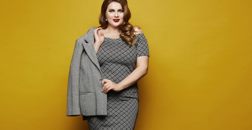 Mamy dla Ciebie sukienki plus size, które warto nosić