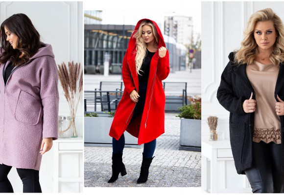 Stylowe płaszcze plus size na jesień i zimę - modne trendy w 2020