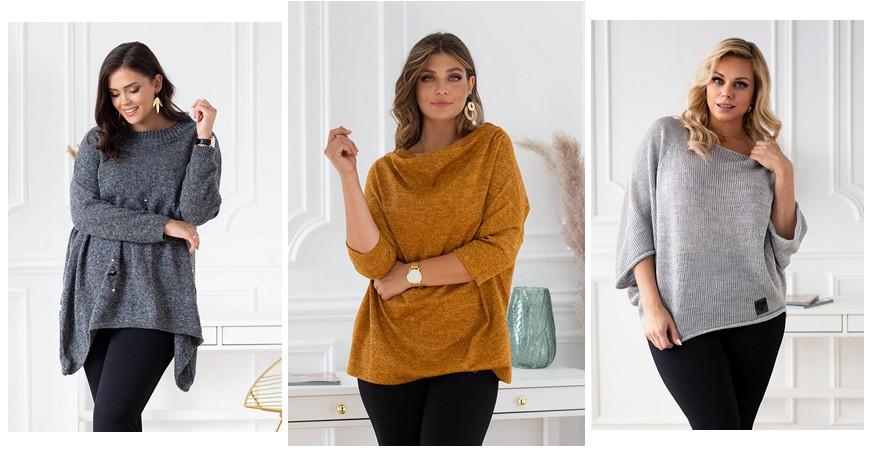 Najnowsza kolekcja swetrów na jesień i zimę 2020