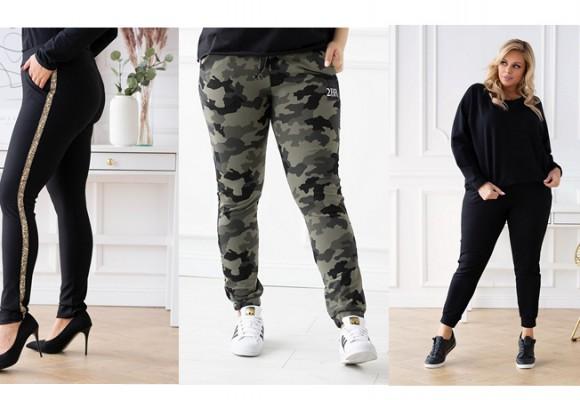 Jak nosić i z czym łączyć spodnie dresowe w modne stylizacje?