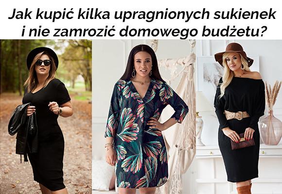 Jak kupić kilka upragnionych sukienek i nie zamrozić domowego budżetu?