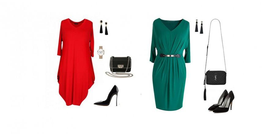Sukienki wyszczuplające - jak wybrać sukienkę plus size?