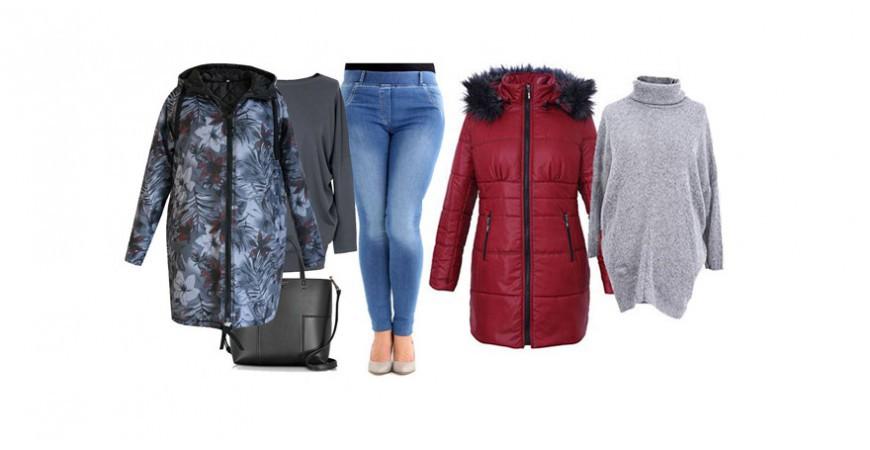 Ciepłe kurtki zimowe - kolekcja 2015