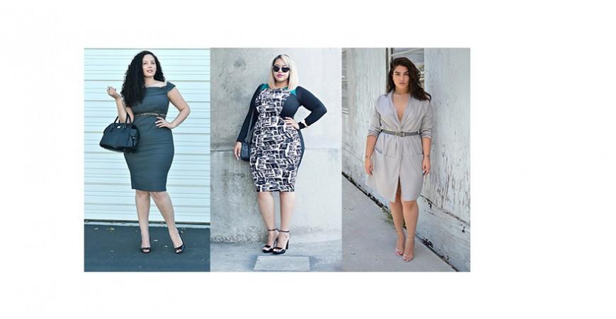 Wyniki konkursu - jak powinna ubierać się modna XL-ka?