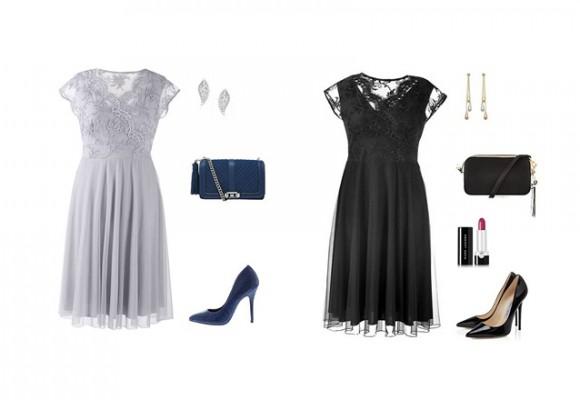 Sukienki studniówkowe PLUS SIZE w sklepie XL-ka
