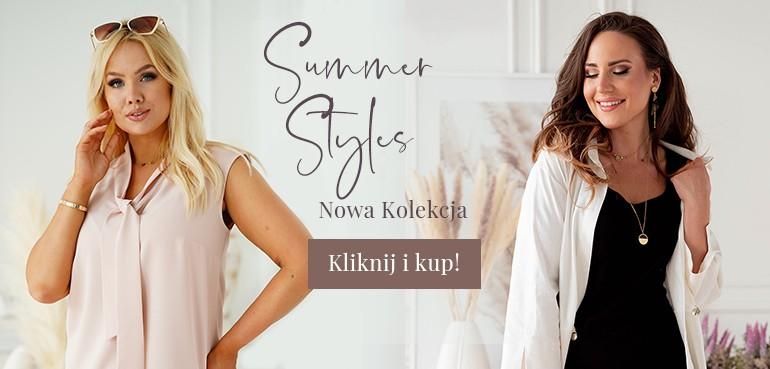 sukienki plus size na lato kolekcja xlka
