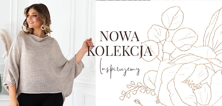 Moda damska plus size sklep online - idź na stylowe zakupy